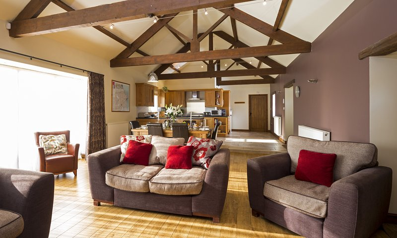 Furrows Cottage, Driffield, holiday rental in Kilham