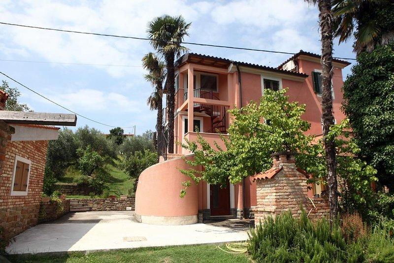 Apartment Roxor, holiday rental in Secovlje