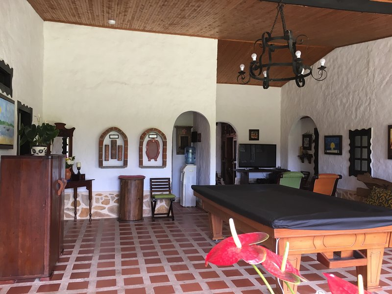 Holiday Home in the coffee country Quindio Colombia, casa vacanza a La Tebaida