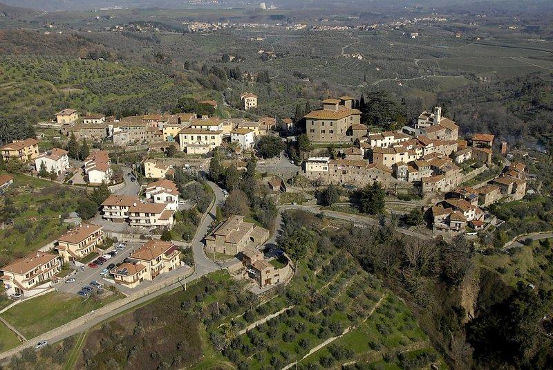 Vista aérea de Montegonzi