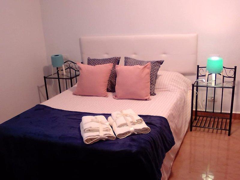 VIVIENDA VACACIONAL, holiday rental in El Burrero