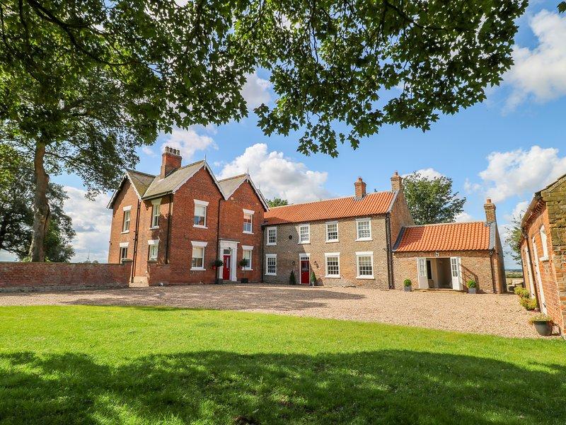 Hall Garth, Leven Near Beverley, location de vacances à Kilnwick