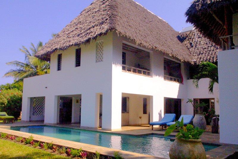 Diani Beach Retreat Villa, Kenya, Africa, holiday rental in Kwale