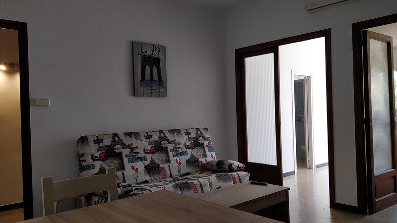Apartamento centro y Playa Costa Brava y Barcelona, location de vacances à Malgrat de Mar