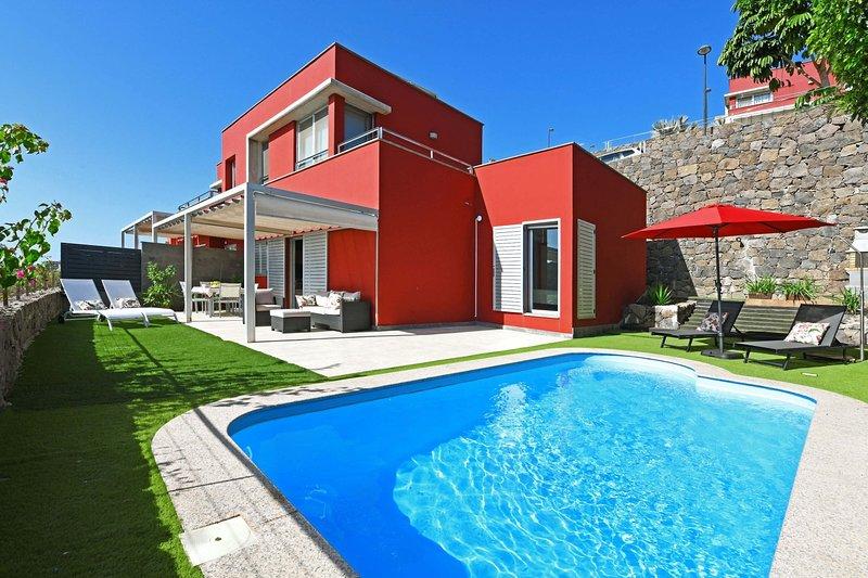 Salobre Vista Golf 24, holiday rental in Cercados de Espinos