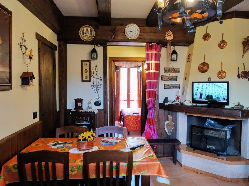 La chiave del Gufo - Castel Di Sangro, vacation rental in Vastogirardi
