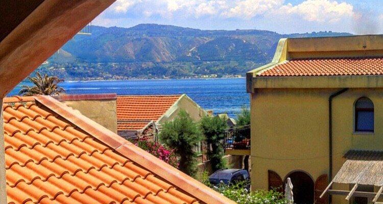Il Faro di Zancle,la Porta della Sicilia, location de vacances à Messine