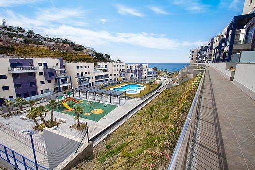Terraza Playa de Cabria, holiday rental in Lentegi