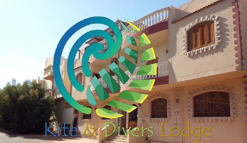 Kite & Divers Lodge Hurghada: free water, coffee & tea, vacation rental in Hurghada