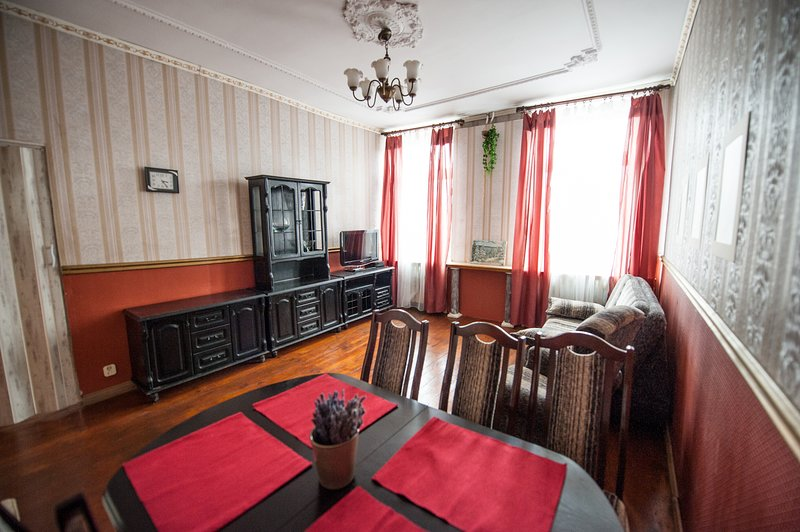 GG_Condo with soul - Gdansk Old Town, holiday rental in Jantar