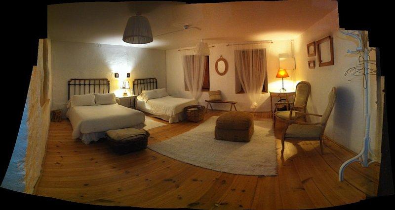 Wabi Sabi en La Casa del Arzipreste, vacation rental in Las Medulas
