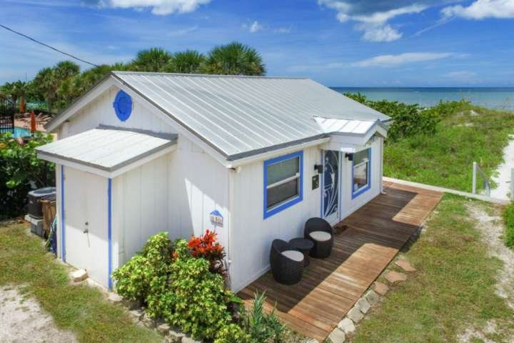 Beachfront Cottage Just Steps from the Sand!