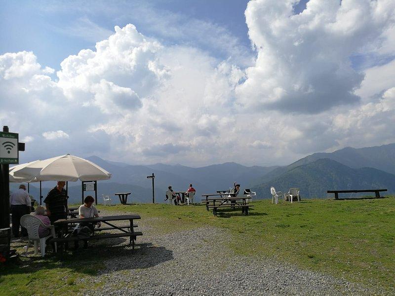 BellaVista. Tramonti indimenticabili!, Ferienwohnung in Province of Biella