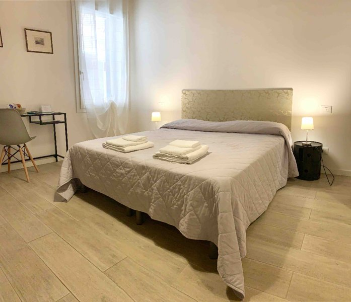 S. Caterina - Camera 'Canocia', holiday rental in Cannaregio