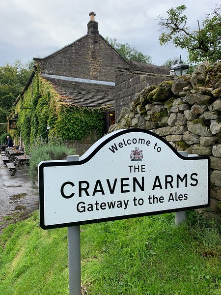 Two pubs in the village serve ales and food
