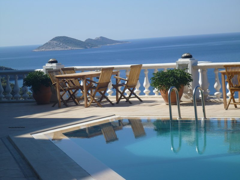 A view you will never forget, Ferienwohnung in Kalkan