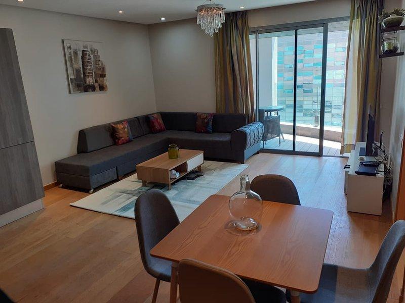 Amazing apartment with sea view, casa vacanza a Casablanca