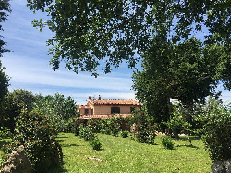 Casale 'Le Morre'- appartamento indipendente, vacation rental in Lugnano in Teverina