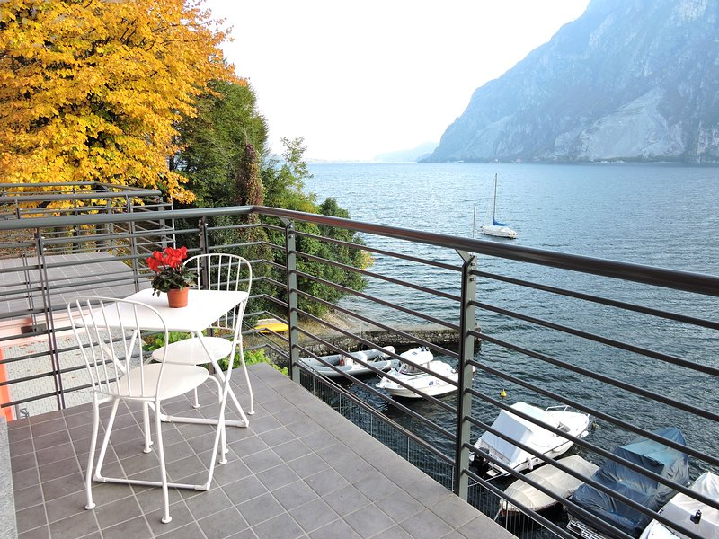 A fior di lago, holiday rental in Canzo