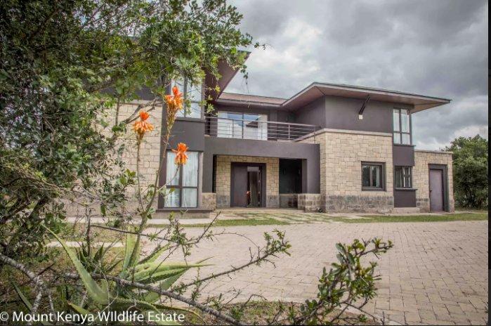 Villa in the Wild, Mount Kenya Wildlife Estate #46, vacation rental in Laikipia County