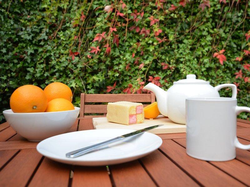 Wonderful amenities on the doorstep to indulge
