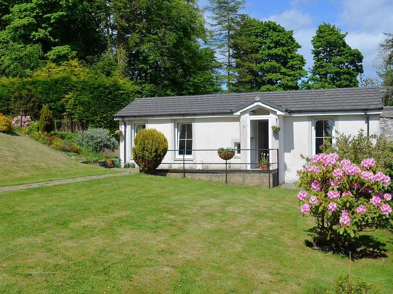 Cameron Lodge Cottage, holiday rental in Skelmorlie