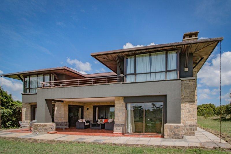 Villa in the wild, Mount Kenya Wildlife Estate #29, vacation rental in Nanyuki Town