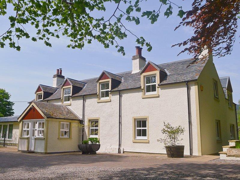 Holm Lodge, aluguéis de temporada em Lochend