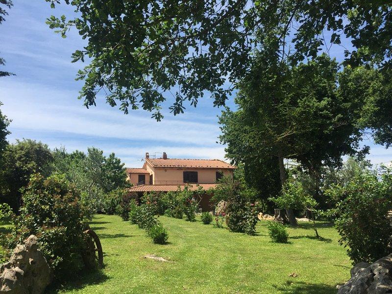 Casale 'Le Morre' - Appartamento con vista, vacation rental in Lugnano in Teverina