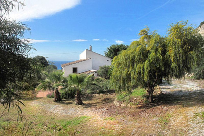 Gorgeous Andalusian house in a protected Nature Reserve, holiday rental in Nerja