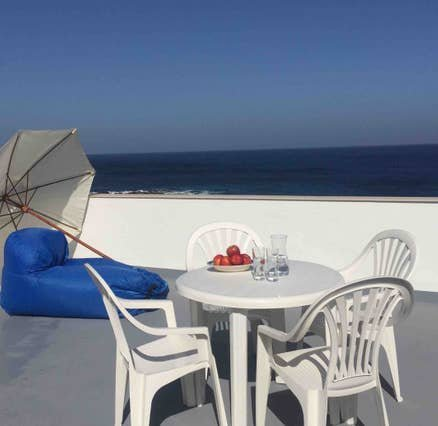 Beautiful house with sea view, holiday rental in Tejina
