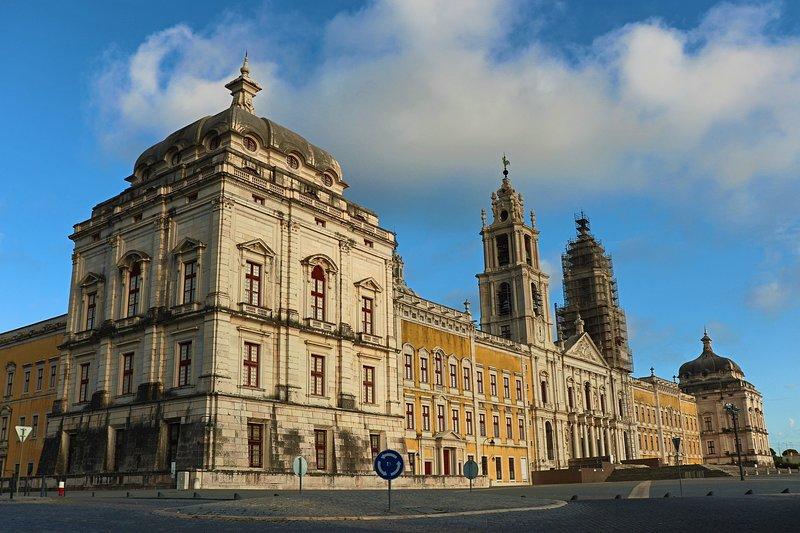 Palacio Nacional Mafra