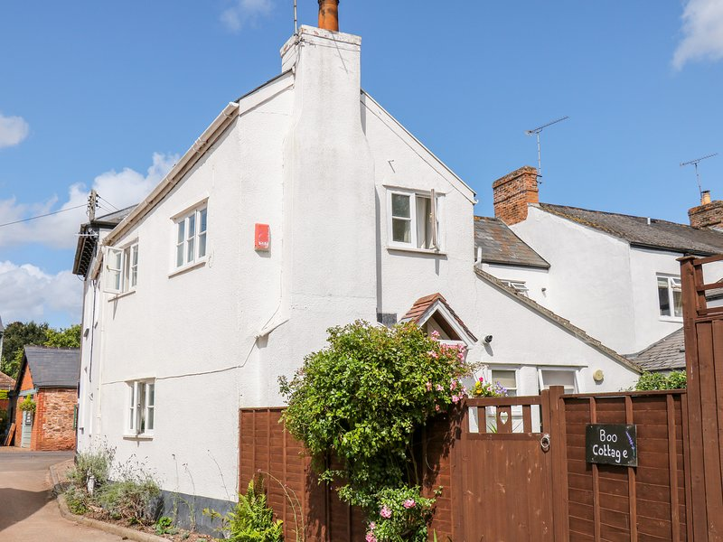 Boo Cottage, Taunton, holiday rental in Cotford St Luke
