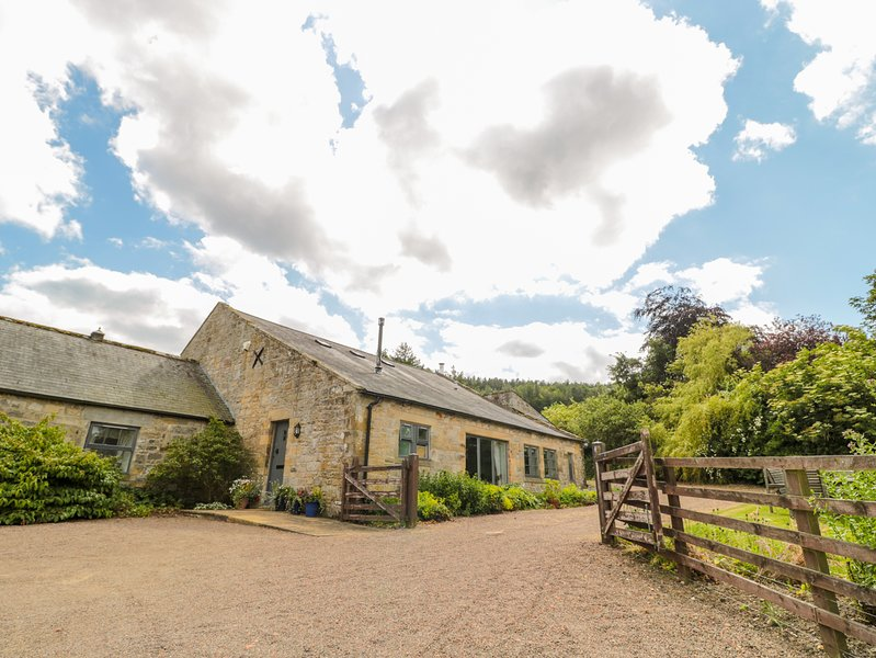 The Steadings, Rothbury, holiday rental in Alnham