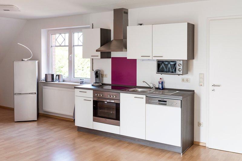 Apartment mit 1 Schlafzimmer, Ferienwohnung in Osnabrück