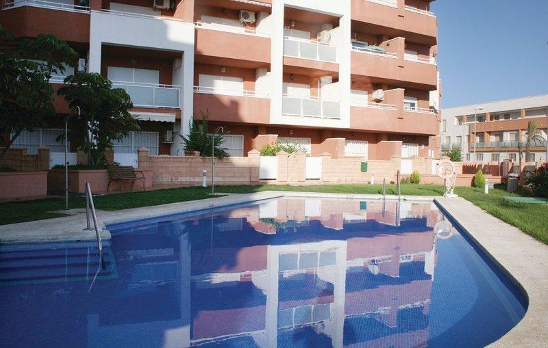 Mediterráneo- Bajo-, vacation rental in Roquetas de Mar