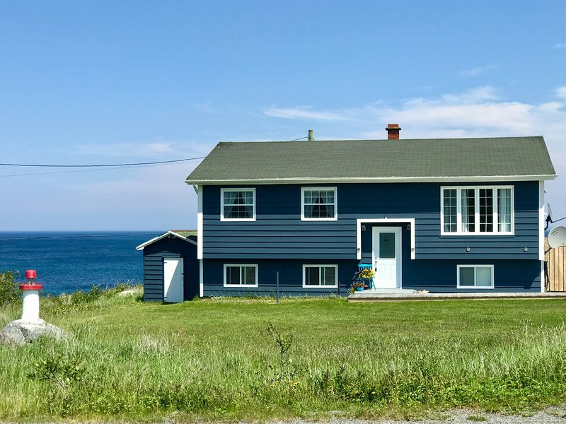 Morton's Ocean House, holiday rental in Newfoundland and Labrador