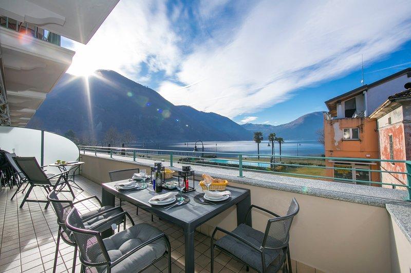 Porto Letizia P6, vacation rental in Province of Como