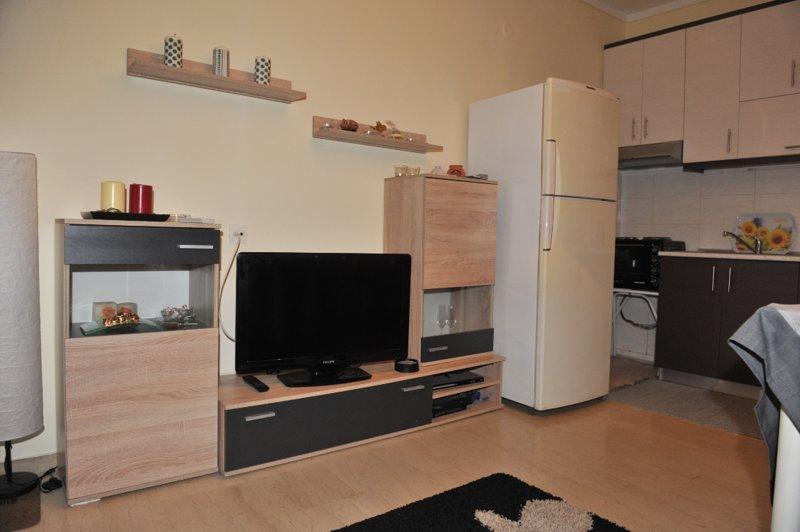 Cozy apartment near the city center with Netflix!, alquiler vacacional en Pylaia