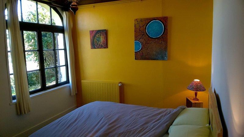 Gîte Riparia, 4/6 personnes, familial à 15mn de St Emilion 3 étoiles, location de vacances à Pujols