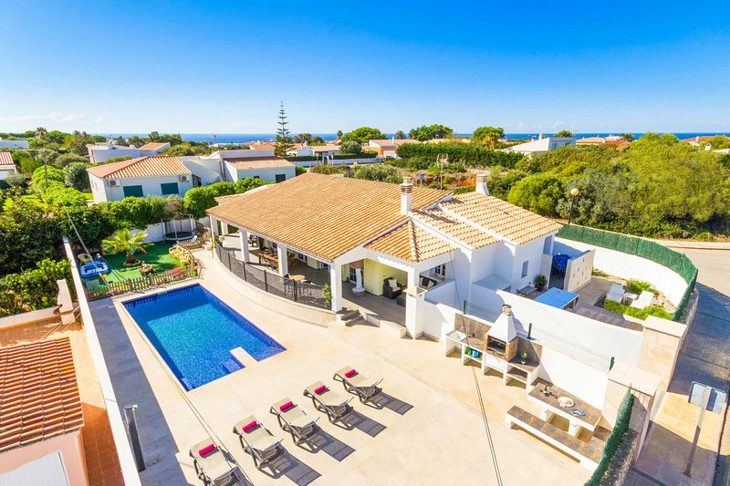 Villa Nora, vacation rental in Cala Llonga