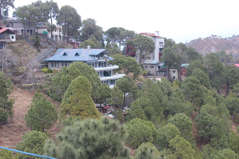 The Sonnet Ménage | Vacation Home in the heart of Kasauli, vacation rental in Solan District