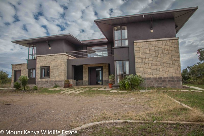 Villa in the Wild, Mount Kenya Wildlife Estate #50, vacation rental in Nanyuki Town