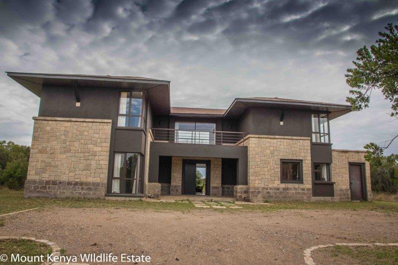 Villa in the Wild, Mount Kenya Wildlife Estate #51, vacation rental in Laikipia County
