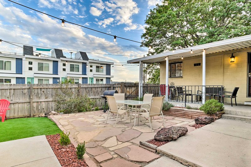 Explore Denver from this vacation rental house in the heart of West Colfax!
