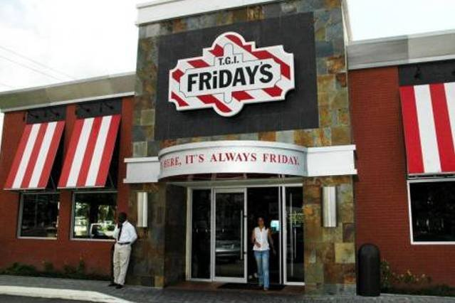 In the mood for eating out? TGIF restaurant is just a five minutes away.