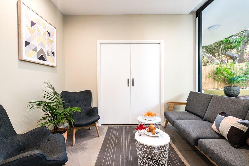 Common area lounge area