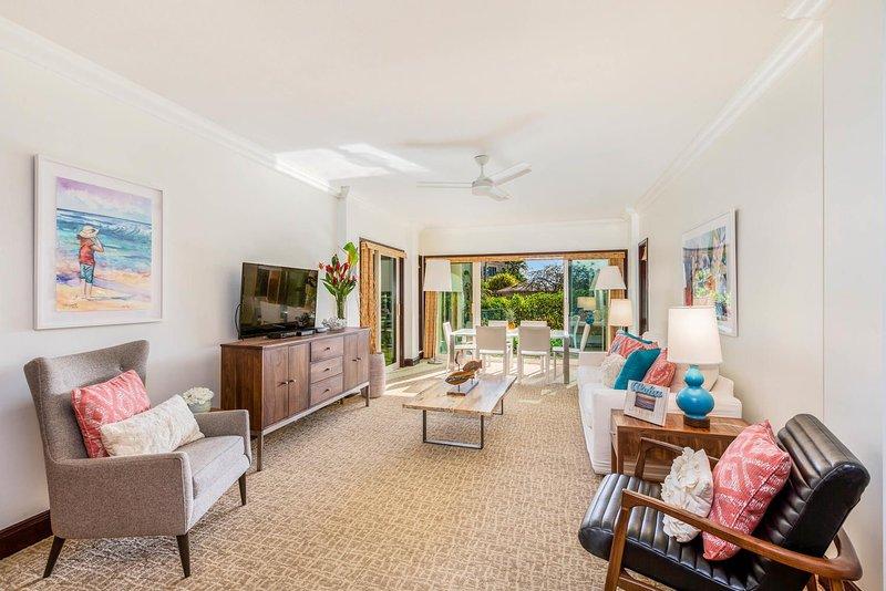 Waipouli Beach Resort D104, vacation rental in Kapaa