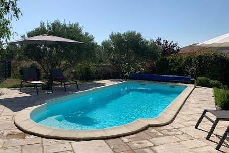 Maison Asher - Modern Villa in Occitanie, holiday rental in Saint-Maurice-de-Cazevieille