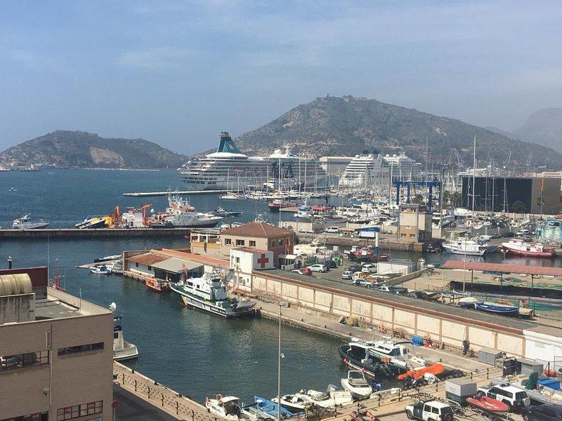 Alojamiento vista al mar, holiday rental in Galifa